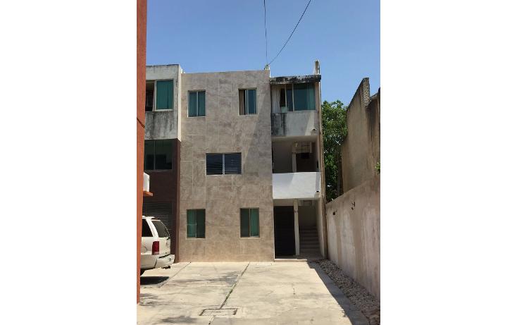 Foto de departamento en venta en  , campestre, mérida, yucatán, 1290903 No. 01