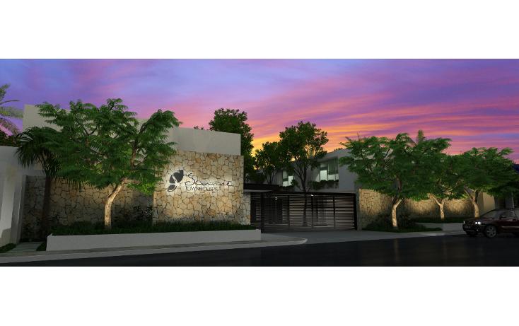 Foto de casa en venta en  , campestre, mérida, yucatán, 1342809 No. 01