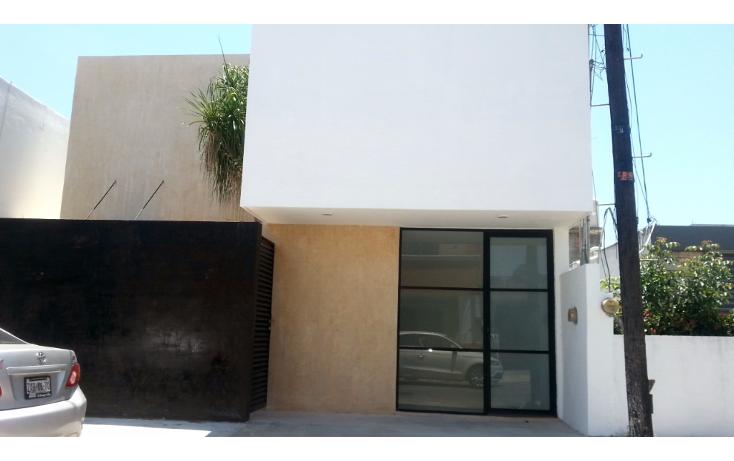Foto de edificio en renta en  , campestre, mérida, yucatán, 1438055 No. 01