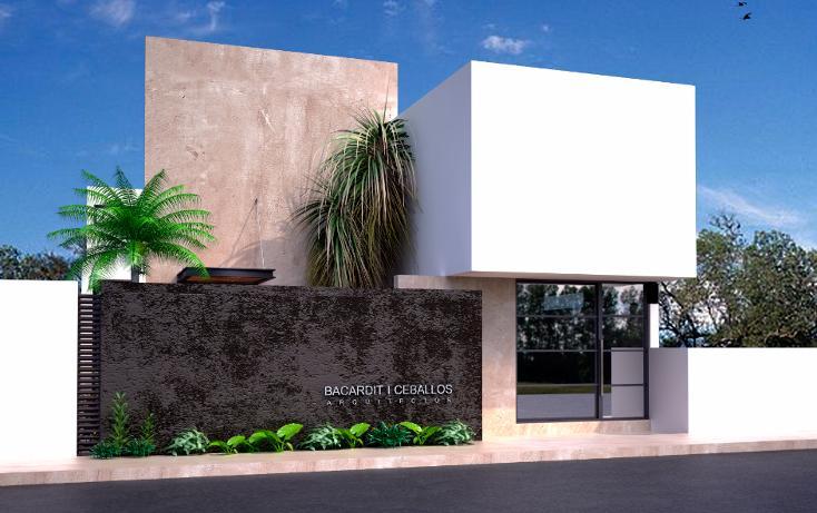 Foto de edificio en renta en  , campestre, mérida, yucatán, 1438055 No. 02