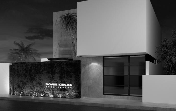 Foto de edificio en renta en  , campestre, mérida, yucatán, 1438055 No. 03
