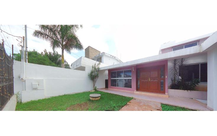 Foto de casa en venta en  , campestre, mérida, yucatán, 1530124 No. 01