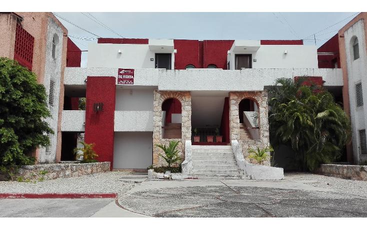Foto de departamento en renta en  , campestre, mérida, yucatán, 1562510 No. 01