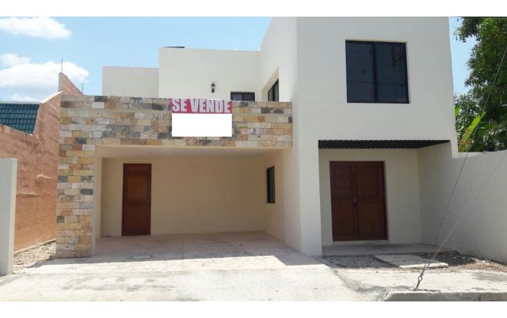 Foto de casa en venta en  , campestre, mérida, yucatán, 1794714 No. 01