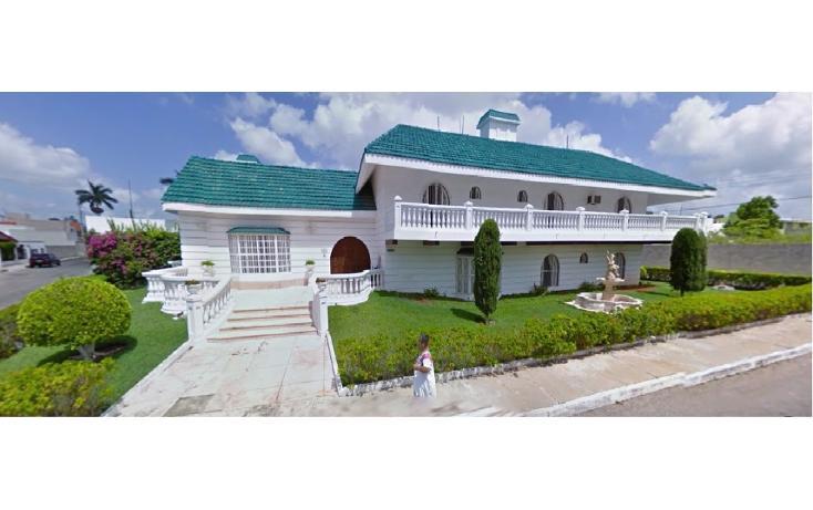 Foto de casa en venta en  , campestre, mérida, yucatán, 1801635 No. 01