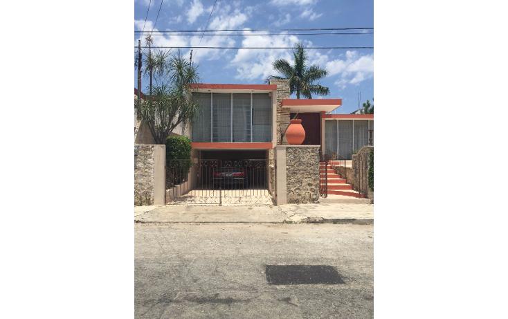 Foto de casa en venta en  , campestre, mérida, yucatán, 1816324 No. 01