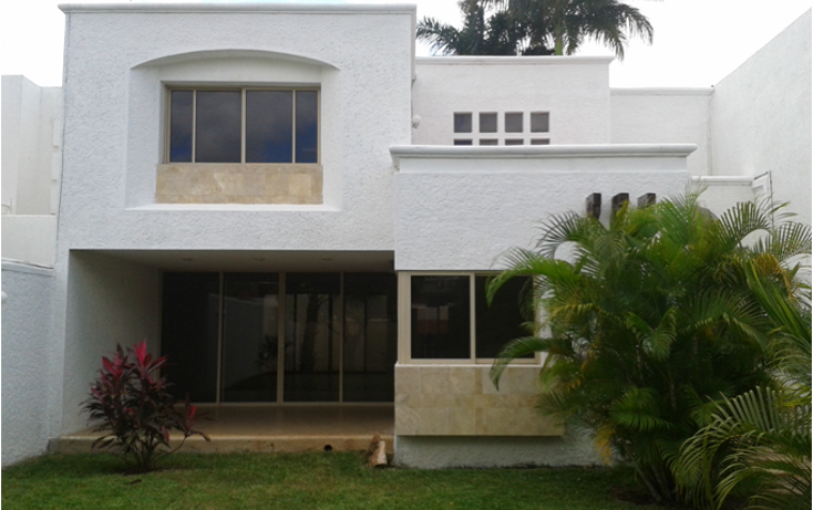 Foto de casa en venta en  , campestre, mérida, yucatán, 1862288 No. 01
