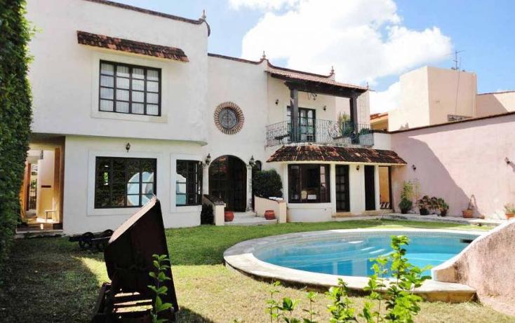 Foto de casa en venta en  , campestre, mérida, yucatán, 1896720 No. 01