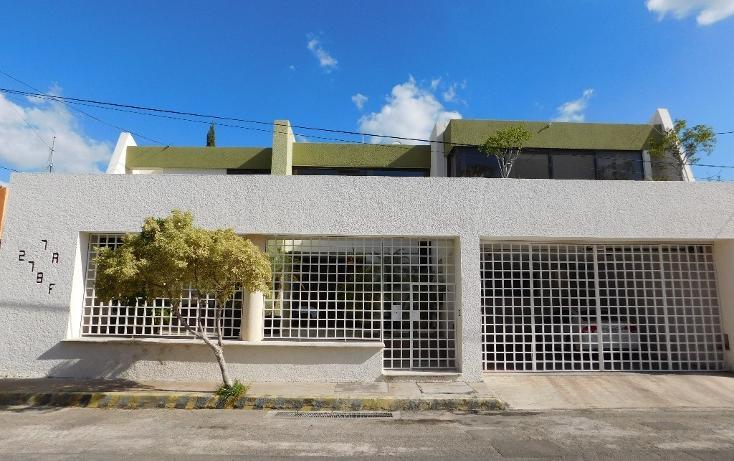 Foto de casa en venta en  , campestre, mérida, yucatán, 1942503 No. 01