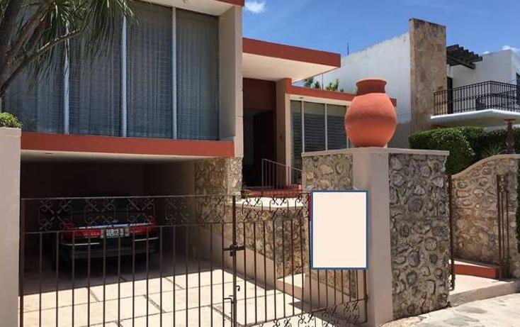 Foto de casa en venta en  , campestre, m?rida, yucat?n, 1965147 No. 01