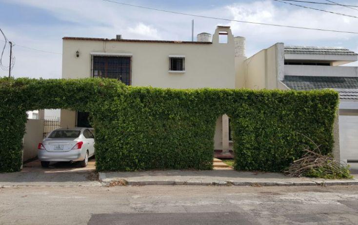 Foto de casa en renta en, campestre, mérida, yucatán, 1981318 no 01
