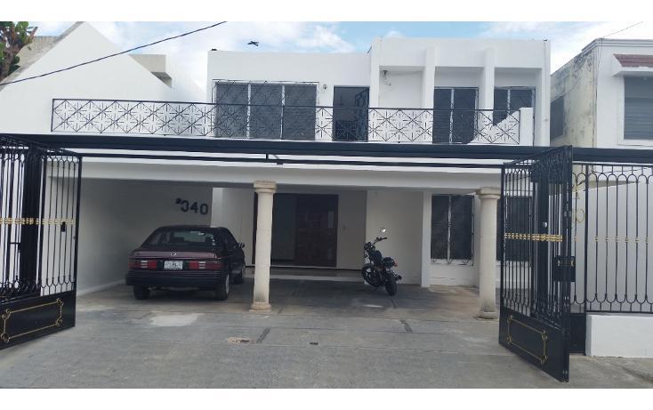 Foto de casa en renta en  , campestre, mérida, yucatán, 1984448 No. 01