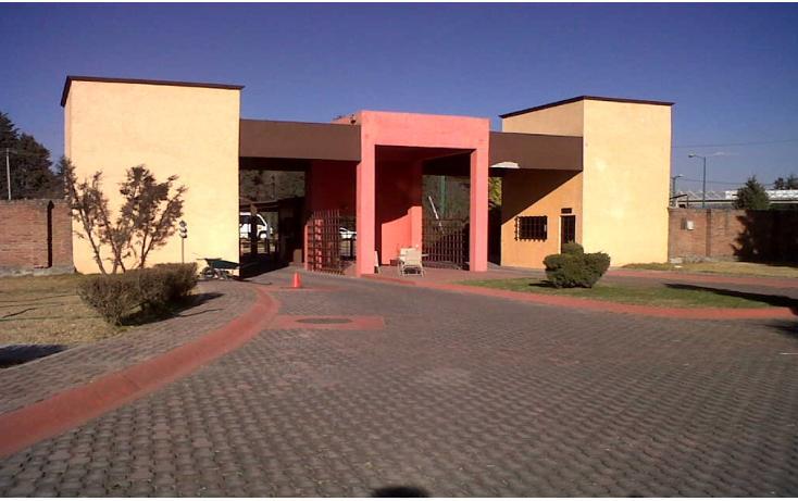 Foto de terreno habitacional en venta en  , campestre metepec, metepec, méxico, 1076463 No. 01