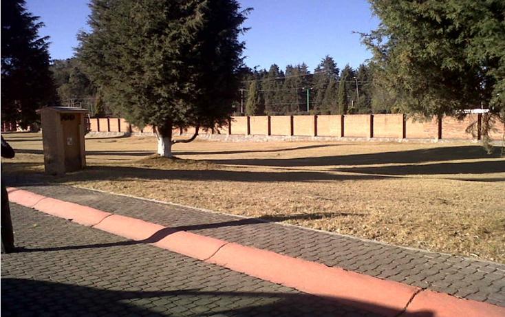 Foto de terreno habitacional en venta en  , campestre metepec, metepec, méxico, 1076463 No. 03