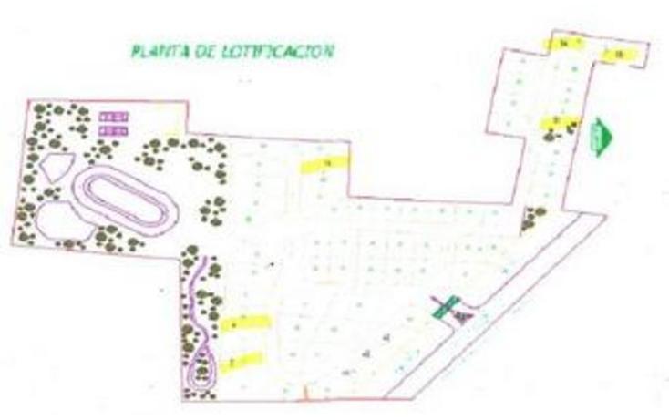 Foto de terreno habitacional en venta en  , campestre metepec, metepec, méxico, 1076463 No. 06