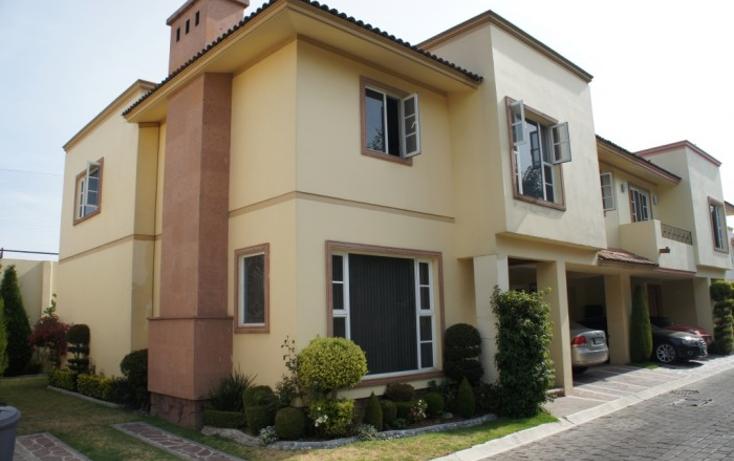Foto de casa en venta en  , campestre metepec, metepec, m?xico, 1098769 No. 01