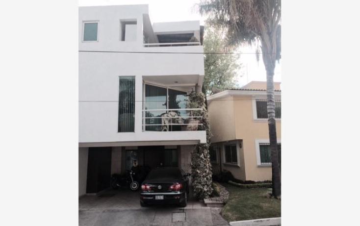 Foto de casa en venta en  , campestre morillotla, san andr?s cholula, puebla, 1844908 No. 01