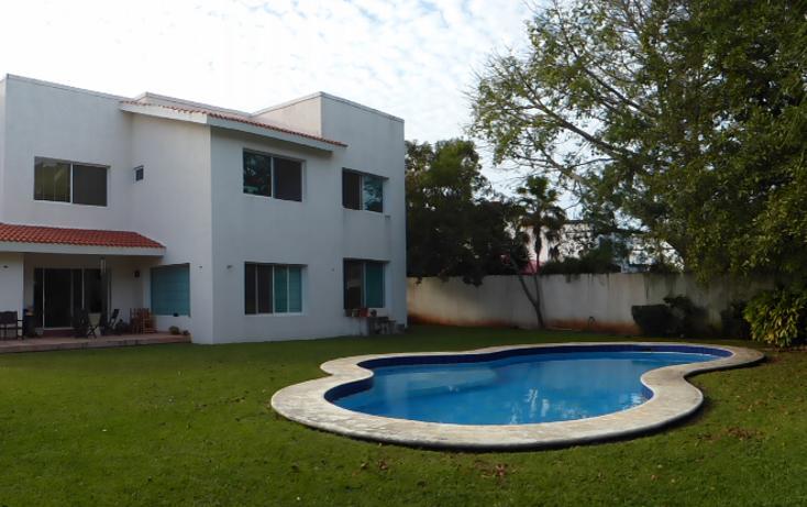 Foto de casa en venta en  , campestre, othón p. blanco, quintana roo, 1645226 No. 01