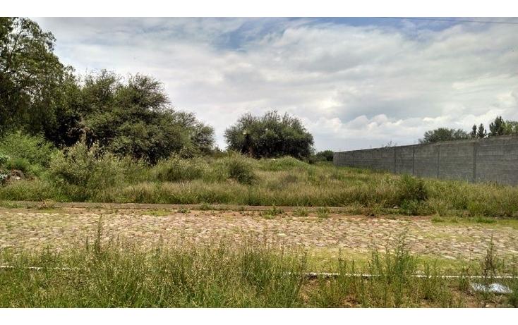 Foto de terreno habitacional en venta en  , campestre real del potos?, cerro de san pedro, san luis potos?, 1607462 No. 01