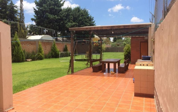 Foto de casa en venta en  , campestre real del potosí, cerro de san pedro, san luis potosí, 1647630 No. 08