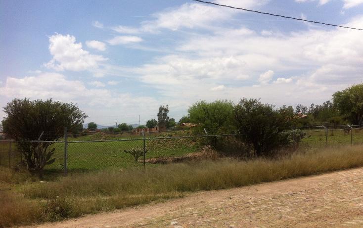 Foto de terreno habitacional en venta en  , campestre san carlos, pabellón de arteaga, aguascalientes, 1391181 No. 01
