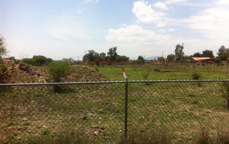 Foto de terreno habitacional en venta en  , campestre san carlos, pabellón de arteaga, aguascalientes, 1391181 No. 05