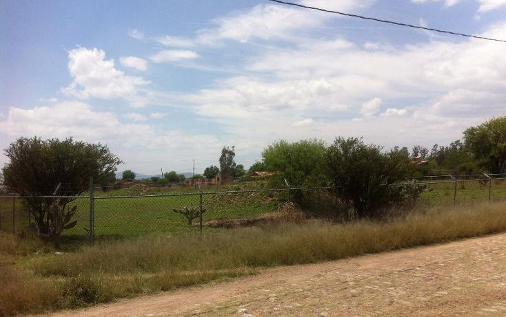 Foto de terreno habitacional en venta en  , campestre san carlos, pabellón de arteaga, aguascalientes, 1713676 No. 01