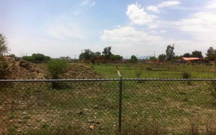 Foto de terreno habitacional en venta en  , campestre san carlos, pabellón de arteaga, aguascalientes, 1713676 No. 04