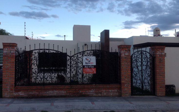 Foto de casa en renta en, campestre san josé, león, guanajuato, 1736854 no 01