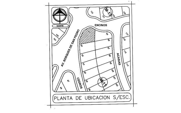 Foto de terreno habitacional en venta en  , campestre santa clara, santiago, nuevo león, 456323 No. 03