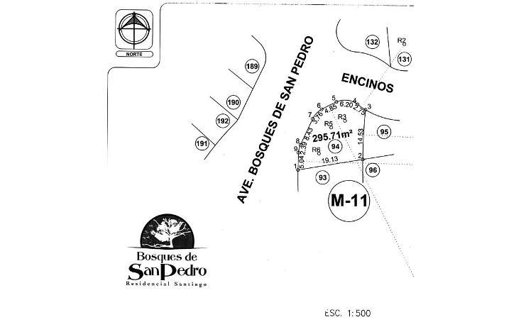 Foto de terreno habitacional en venta en  , campestre santa clara, santiago, nuevo león, 456323 No. 04