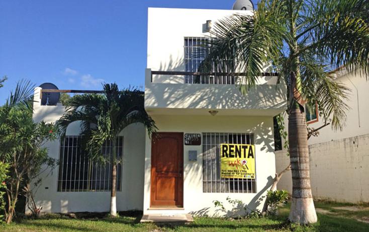 Foto de casa en renta en  , campestre, solidaridad, quintana roo, 1064675 No. 01