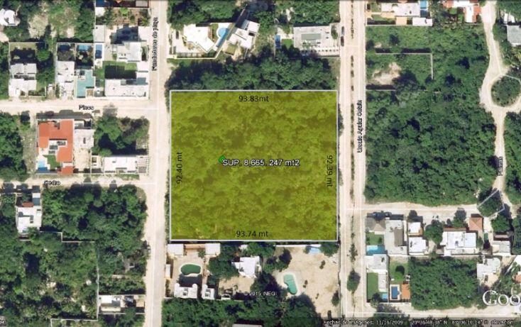 Foto de terreno habitacional en venta en, campestre, solidaridad, quintana roo, 1675718 no 01