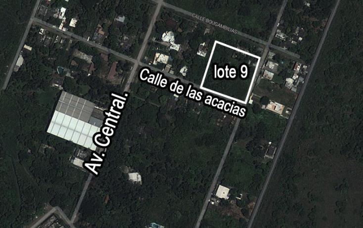 Foto de terreno habitacional en venta en  , campestre, veracruz, veracruz de ignacio de la llave, 1240281 No. 01