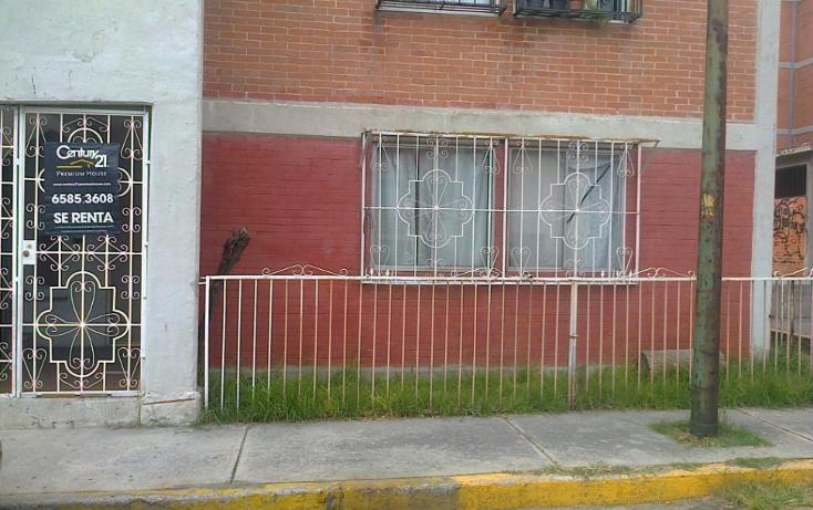 Foto de departamento en renta en  , campo 1, cuautitl?n izcalli, m?xico, 1647428 No. 01