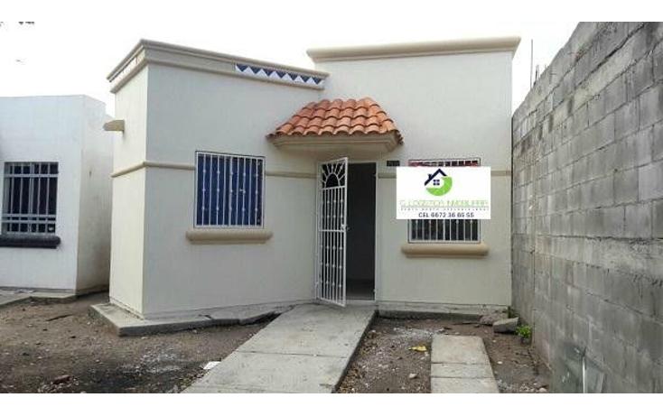 Foto de casa en venta en  , campo bello, culiacán, sinaloa, 2036292 No. 01