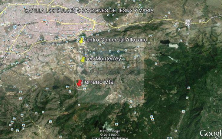 Foto de terreno habitacional en venta en campo de golf altozano, bosque monarca, morelia, michoacán de ocampo, 1477217 no 04