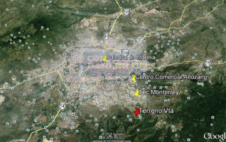 Foto de terreno habitacional en venta en campo de golf altozano, bosque monarca, morelia, michoacán de ocampo, 1477217 no 06