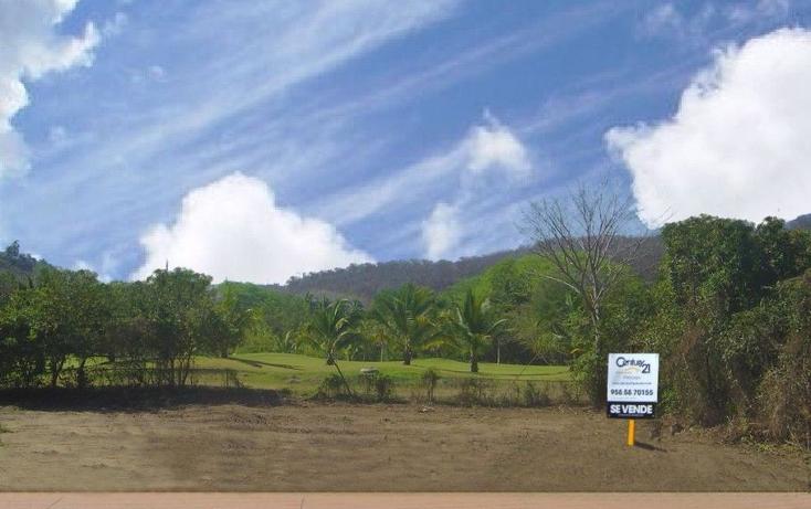 Foto de terreno habitacional en venta en  , campo de golf, santa mar?a huatulco, oaxaca, 1253485 No. 01