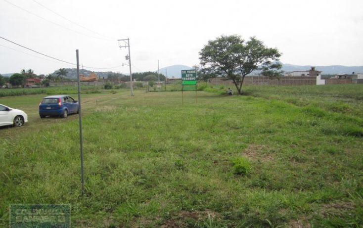 Foto de terreno habitacional en venta en campo los huajes carretera libramiento yautepec, ejidal tezoquipa, yautepec, morelos, 1968421 no 01