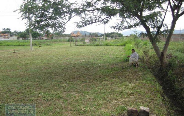 Foto de terreno habitacional en venta en campo los huajes carretera libramiento yautepec, ejidal tezoquipa, yautepec, morelos, 1968421 no 07