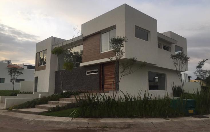 Foto de casa en venta en  , campo nogal, tlajomulco de zúñiga, jalisco, 1238223 No. 01