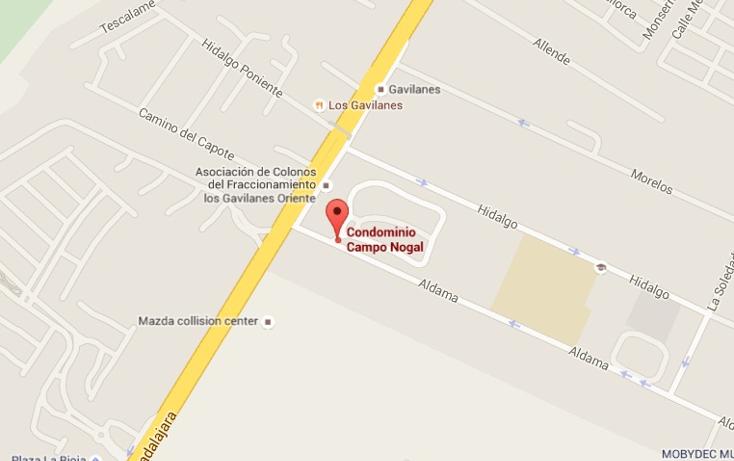 Foto de terreno habitacional en venta en  , campo nogal, tlajomulco de zúñiga, jalisco, 1665568 No. 09