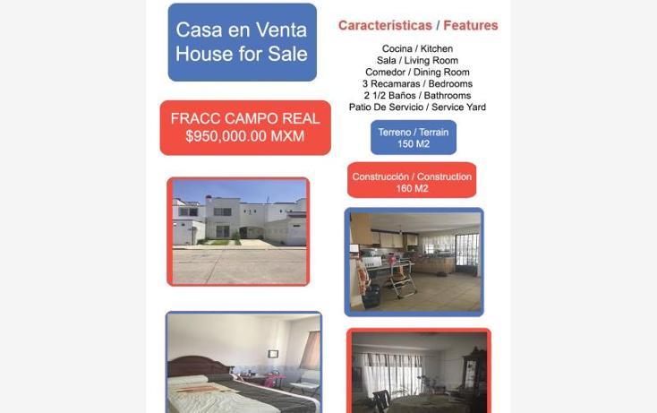 Foto de casa en venta en campo real 1, campo real, irapuato, guanajuato, 1805650 No. 01