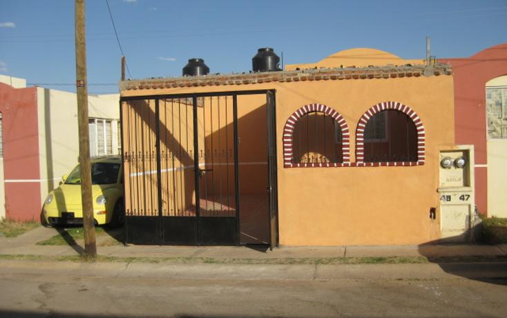 Foto de casa en renta en  , campo real, guadalupe, zacatecas, 1269487 No. 01
