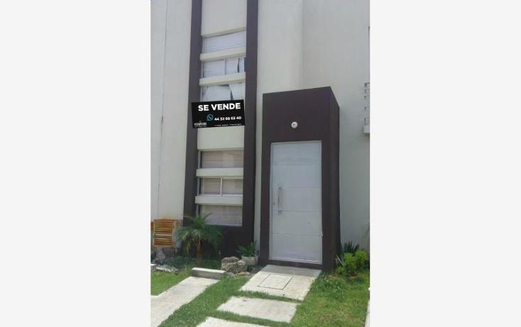 Foto de casa en venta en  , campo real, morelia, michoacán de ocampo, 1219369 No. 01