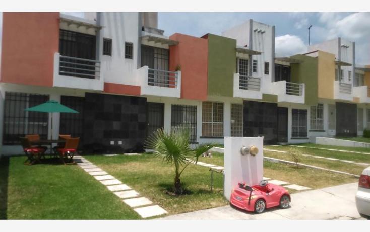 Foto de casa en venta en  , campo sotelo, temixco, morelos, 1648330 No. 02