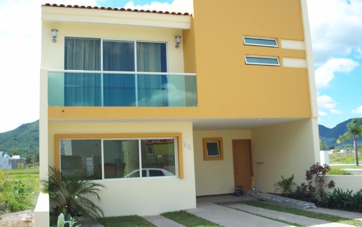 Foto de casa en venta en  , campo sur, tlajomulco de zúñiga, jalisco, 1815590 No. 01