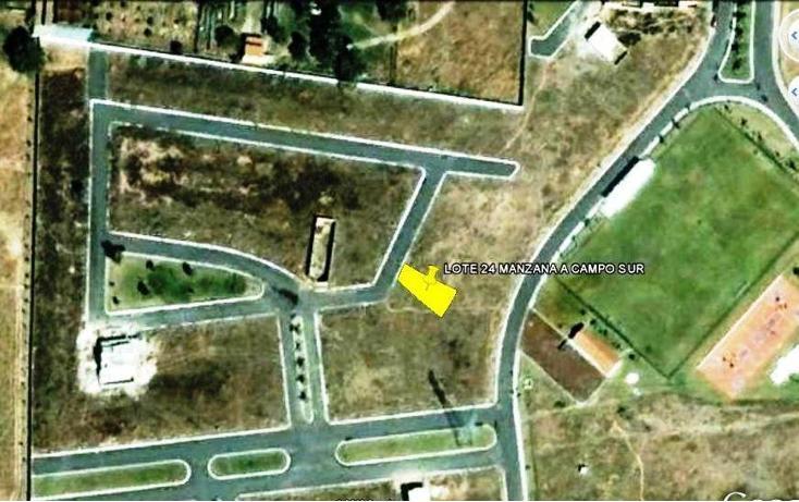 Foto de terreno habitacional en venta en  , campo sur, tlajomulco de zúñiga, jalisco, 1927913 No. 01