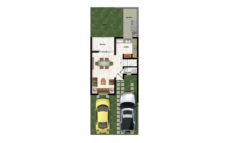 Foto de casa en venta en  , campo sur, tlajomulco de zúñiga, jalisco, 2044427 No. 10